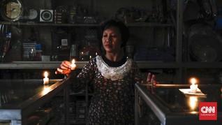 PLN Pulihkan Listrik Mati di Sebagian Jawa Tengah