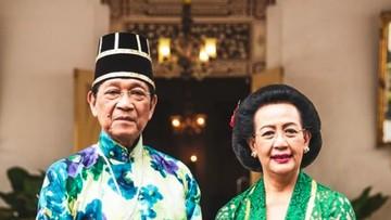 8 Potret Sri Sultan HB X Bareng Istri, Setia Menemani Sampai Tua
