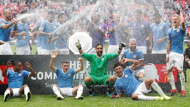 Manchester City dinobatkan sebagai klub sepak bola dengan skuat termahal di dunia mengalahkan Paris Saint-Germain dan Real Madrid.