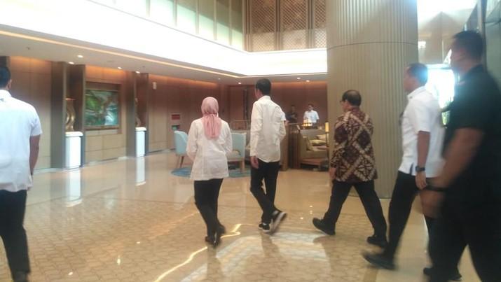 Marah! Ini Pernyataan Lengkap Jokowi Soal Listrik Mati ke PLN