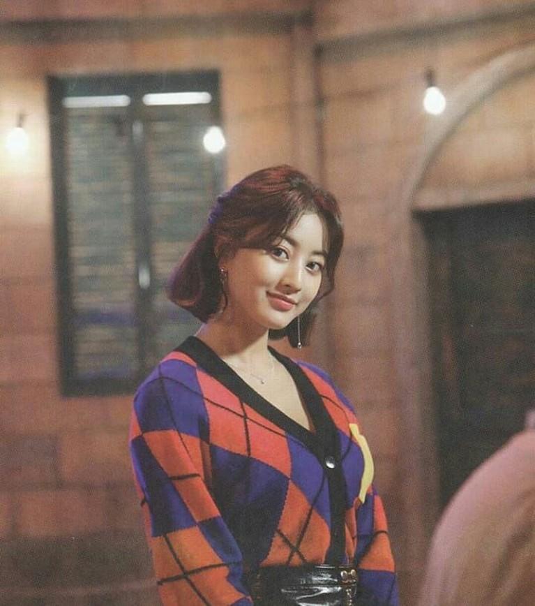 Sebelum diisukan berpacaran dengan Kang Daniel, Jihyo sempat disebut-sebut dekat dengan salah satu member GOT7, JB.