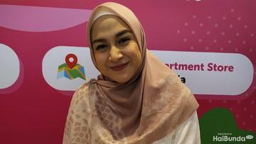 Alasan Nina Zatulini Setop Pakai Skin Care Saat Hamil