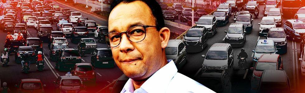 Jakarta Batasi Usia Kendaraan
