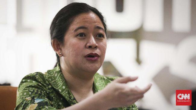 Menko PMK Puan Maharani mengatakan perpres yang menjadi payung hukum kenaikan iuran BPJS Kesehatan akan terbit sebelum Jokowi dilantik lagi.