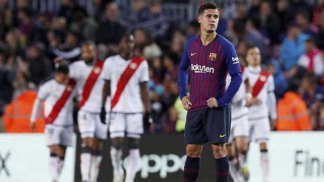 Coutinho Resmi Gabung Bayern Munchen