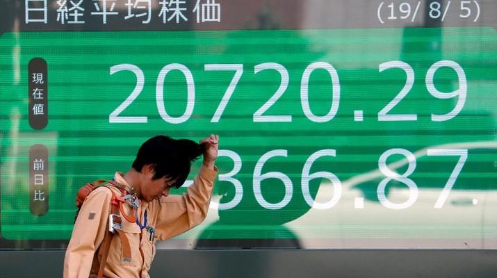 Tak Peduli AS-China Tegang, Bursa Asia Mayoritas Hijau