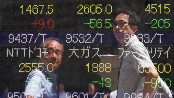 Bursa Asia Tak Kompak Respons Pertemuan Deal Dagang AS-China - PT Rifan