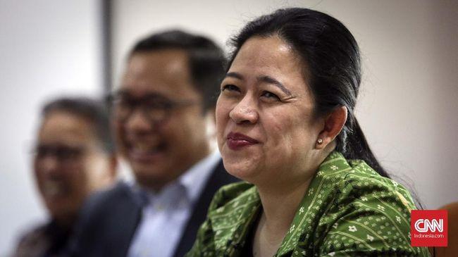 Politikus PDIP Puan Maharani, yang merupakan cucu proklamator kemerdekaan Indonesia Soekarno, resmi dilantik menjabat ketua DPR periode 2019-2024.