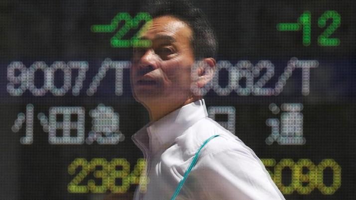 Wall Street Cetak Rekor, Bursa Saham Asia ke Zona Hijau