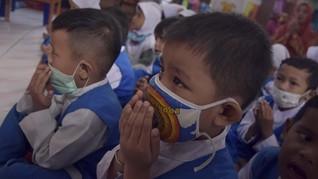 PMK Sebut Corona Tak Berdampak Besar pada Angka Putus Sekolah
