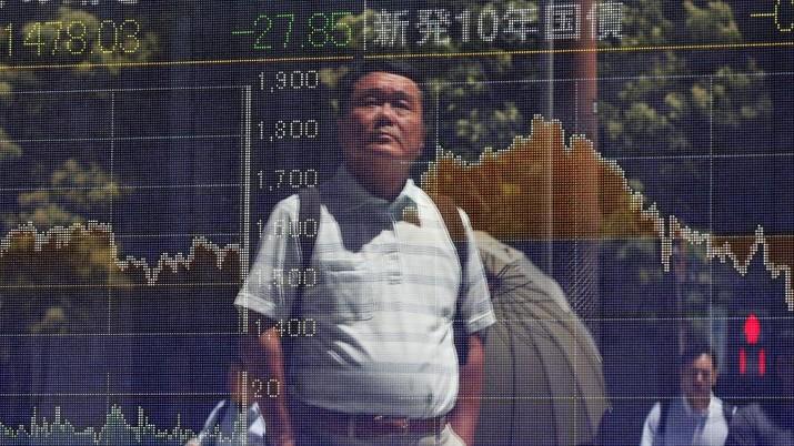 Brexit Makin Kacau, Bursa Tokyo Stagnan - Rifanfinancindo