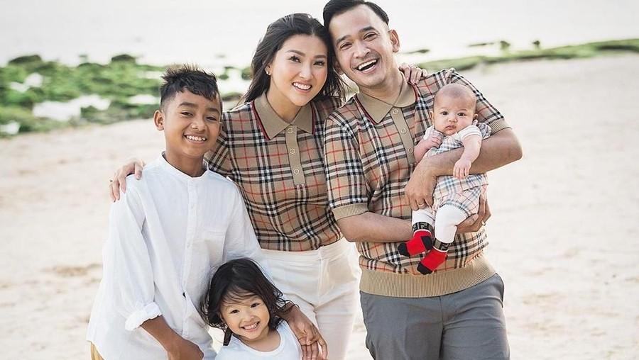 Cerita Ruben Onsu Adopsi Anak Angkat Berbakat dari NTT