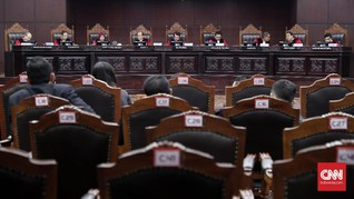 Syarat Usia Hakim MK 60 Tahun, ICW Sebut Tak Jadi Jaminan