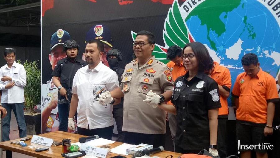Polisi Berhasil Tangkap 5 Tersangka Lagi Terkait Kasus Narkoba Nunung