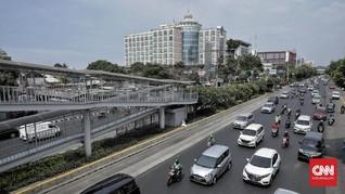 Anies Kembali Terapkan Ganjil Genap di Jakarta Pekan Depan