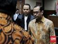 Vonis: Menag Lukman Terima Rp70 Juta dari Haris Hasanuddin