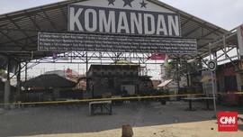 Satu Jam Mencekam Pendukung PSM Bertahan di Kafe Komandan