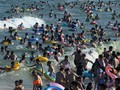 Ban Renang, Aksesori Musim Panas Turis di China