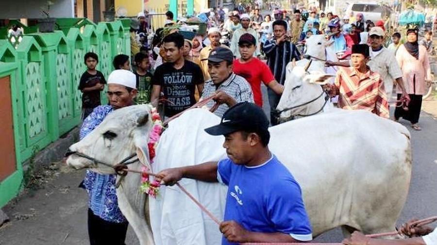 7 Tradisi Unik Idul Adha di Indonesia