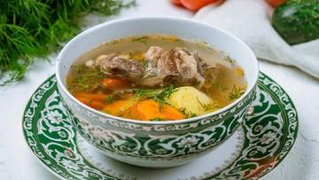 Resep Sop Kaki Kambing dengan Aroma Khas Minyak Samin
