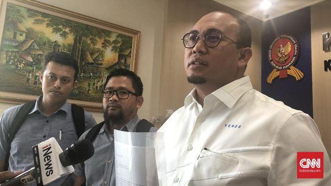 Wakil Sekjen Partai Gerindra Andre Rosiade mengatakan menaikkan indeks kebebasan sipil menjadi PR pemerintahan Joko Widodo bersama Ma'ruf Amin.