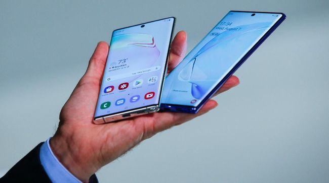 4 Fitur Anyar di Samsung Galaxy Note 10