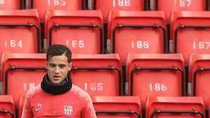 Tottenham Disarankan Pinjam Coutinho