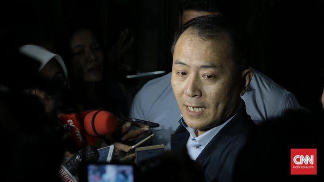 Mantan Presiden Direktur PT Lippo Cikarang Bartholomeus Toto menyatakan telah membantah memberi uang ke Bupati Neneng sejak persidangan kasus Meikarta.