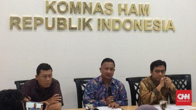 Komnas HAM akan menyurati Presiden Jokowi untuk menyatakan keberatan terhadap draf Perpres Pelibatan TNI dalam Mengatasi Terorisme.