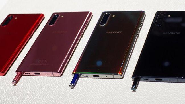 Secara rinci, berikut perbedaan antara Samsung Galaxy Note 10, Note 10 Plus, dan Note 9.