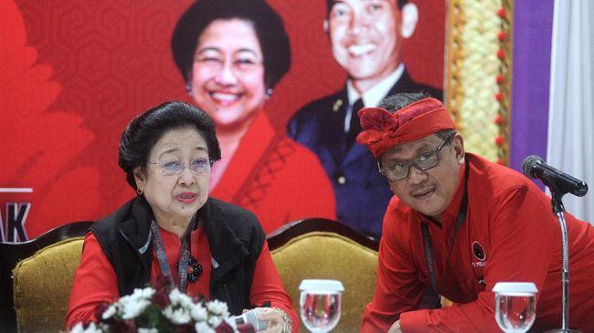 Sekjen PDIP Hasto Kristiyanto menyebut Megawati Soekarnoputri telah mengajarkan politik rekonsiliasi saat melawan rezim Orde Baru terkait peristiwa Kudatuli.