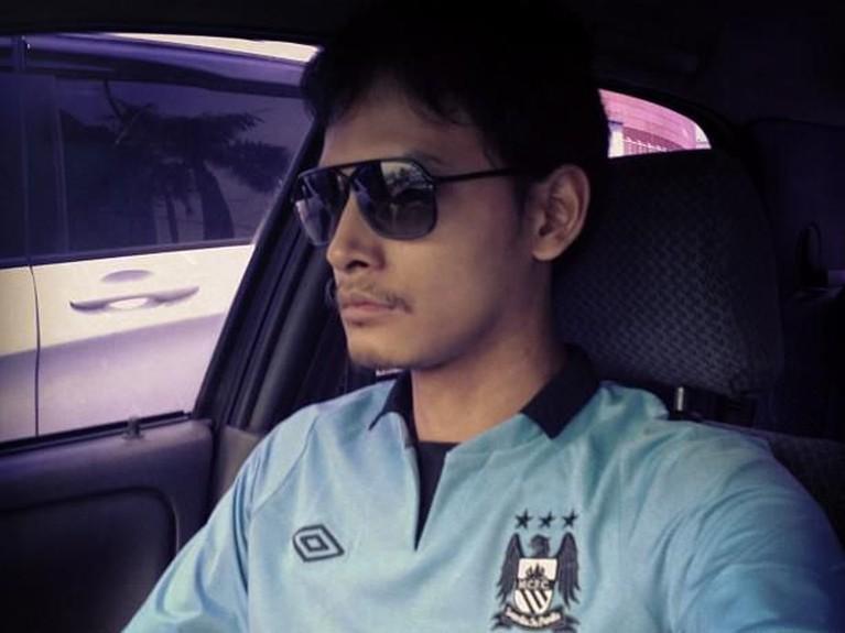 Fedi Nuril adalah salah satu penggemar berat klub Liga Inggris, Manchester City.