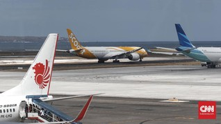 Lion Air Respons soal Penumpang Wuhan-Denpasar terkait Corona
