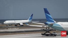 Asosiasi Pilot Sebut PHK Bisa Ganggu Penerbangan Garuda