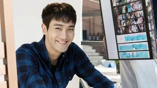 Siwon Super Junior Promosi Kurma saat Lebaran