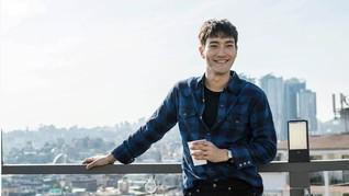 Uee Sebut Siwon Super Junior Beda dari Aktor Lainnya