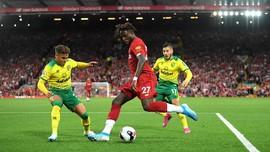 Cuaca Buruk Bisa Jegal Kans Liverpool Menjauh atas Man City