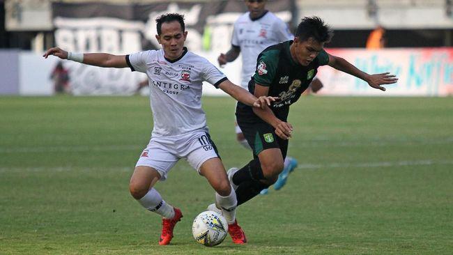 Berikut jadwal Madura United vs Persebaya Surabaya pada babak penyisihan Grup A di Piala Gubernur Jatim 2020, Jumat (14/2).
