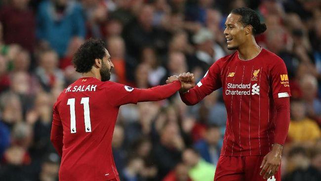 Bek Liverpool Virgil van Dijk yakin permainan Chelsea akan jauh berbeda di Piala Super Eropa 2019 setelah mereka kehilangan Eden Hazard.