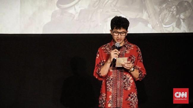 Film yang diadaptasi dari karya Pramoedya Ananta Toer, Bumi Manusia dan Perburuan, tayang premier di Surabaya, Jumat (9/8).