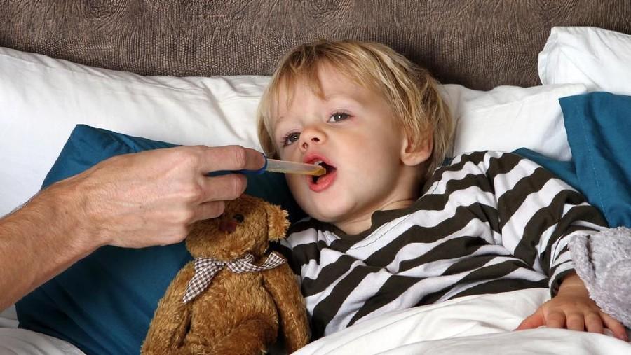 Anak Demam, Lebih Baik Diberi Paracetamol atau Ibuprofen?