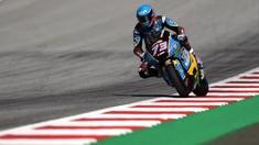 Marquez Juara Dunia Moto2 di GP Malaysia
