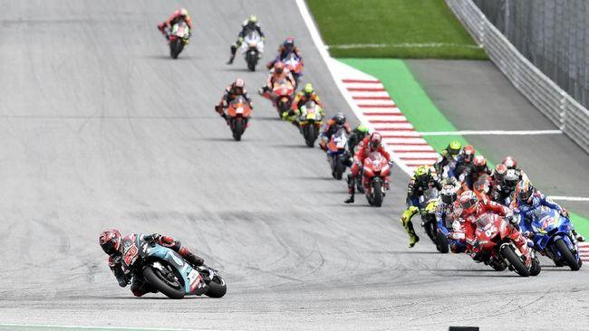 MotoGP Austria 2020 di Sirkuit Red Bull Ring akan jadi seri keempat MotoGP 2020, 14-16 Agustus.