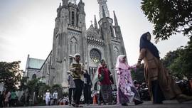 Terowongan Istiqlal-Katedral Jokowi, Simbol Nirsubstansi