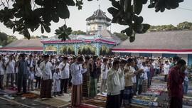 Muhammadiyah Bantah Dukung Khofifah Gelar Salat Id di Masjid