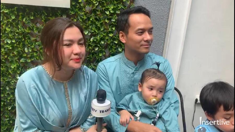 Makna Idul Adha Bagi Keluarga Vicky Shu