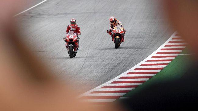 Sejumlah fakta menarik muncul usai Andrea Dovizioso mengalahkan Marc Marquez secara dramatis pada balapan MotoGP Austria 2019.