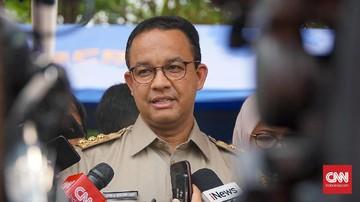 Anies Bakal Tertibkan Pelanggar PSBB di Jakarta
