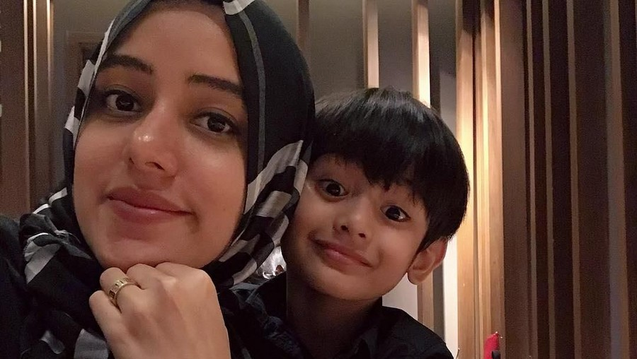 Hiks, Putra Fairuz Di-Bully di Sekolah karena Kasus 'Ikan Asin'