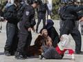 FOTO: Al Aqsa Saksi Bentrok Palestina-Israel Saat Idul Adha